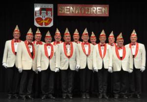 Gruppenfoto Senatoren