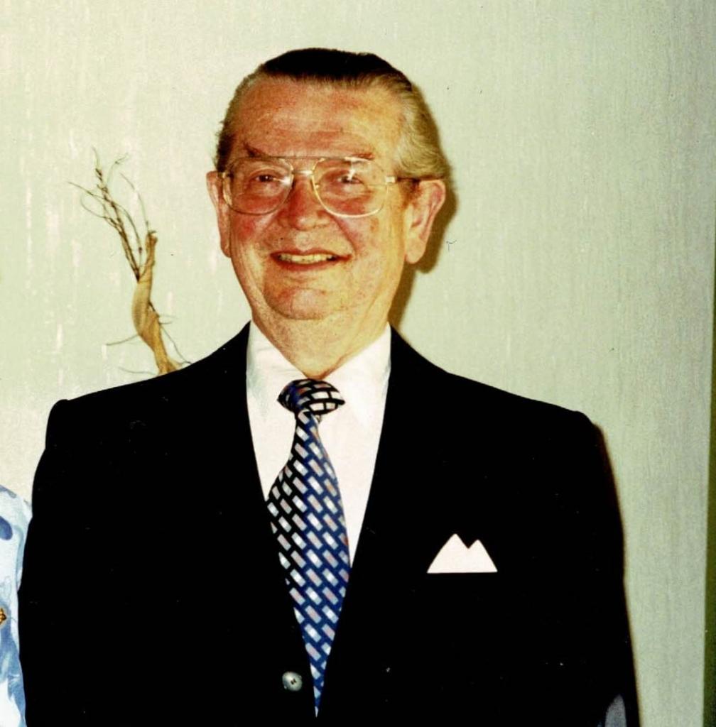 Nachruf Ehrenschatzmeister Peter Nonn